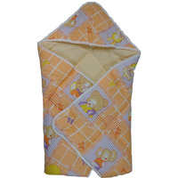 Love Baby Cotton Bath Dryrobe - 565 Peach