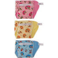 Love Baby Plastic Pocket Diaper - 634 M Combo