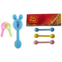 Auto Flow Rattle Toy - Jinny Toy - BT27 Combo Blue