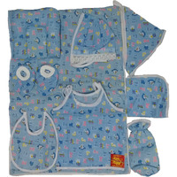 Love Baby 9 Pcs Gift Bag - 505 Blue P1