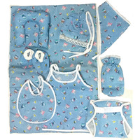 Love Baby 9 Pcs Bag - 505 Blue P2