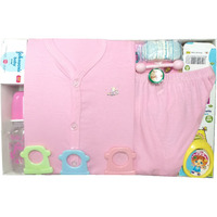 Love Baby Gift Set - Cielo Pink
