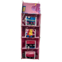 Love Baby Collapsible Cupboard 4 Step - DKBC07 Pink