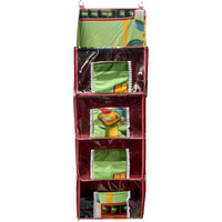 Love Baby Collapsible Cupboard 4 Step - DKBC07 Red