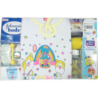 Love Baby Gift Set - Gold Coin Yellow