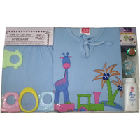 Love Baby Gift Set - Hot shot Blue