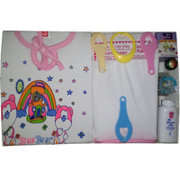 Love Baby Gift Set -King Corner Pink