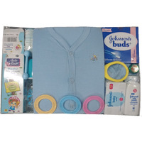 Love Baby Gift Set -Lemon Drop Blue