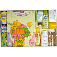 Love Baby Gift Set - Mini Love Yellow
