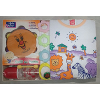 Love Baby Gift Set - Motherkiss Peach