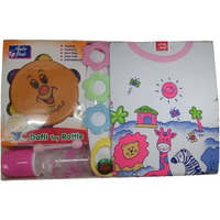 Love Baby Gift Set - Motherkiss Pink
