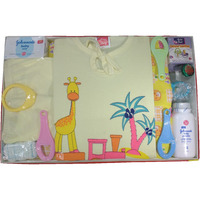 Love Baby Gift Set - Pinky Yellow