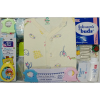 Love Baby Gift Set - Sapna Yellow