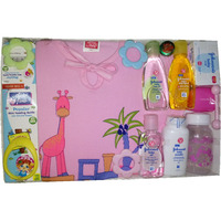 Love Baby Gift Set - Tinkel Bell Pink