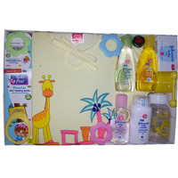 Love Baby Gift Set - Tinkel Bell Yellow