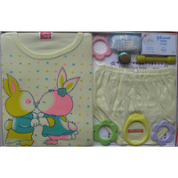 Love Baby Gift Set - Tom & Jerry Yellow
