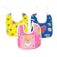 Love Baby Cotton Printed Bibs - 603 Combo A