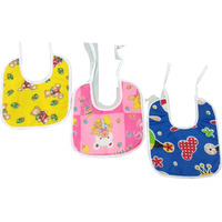 Love Baby Cotton Printed Bibs - 603 Combo B