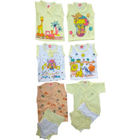 Love Baby Organic Clothing Ink Combo Set - BC10