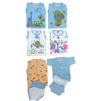 Love Baby Organic Clothing Ink Combo Set - BC12