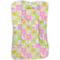 Love Baby Cotton Fix Pillow Mat -  557 Pink