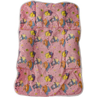 Love Baby Cotton Fix Pillow Mat -  558 Pink