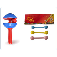 Auto Flow Rattle Toy - Rock-N-Roll - BT23 Red Combo