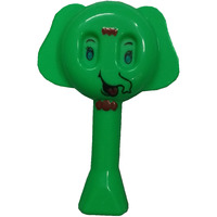 Auto Flow Rattle Toy- Elephant Toy - BT25 Green