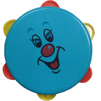 Auto Flow Rattle Toy- Dafli Toy - BT26 Blue