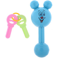 Auto Flow Rattle Toy - Jinny Toy - BT27 Blue