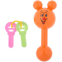 Auto Flow Rattle Toy - Jinny Toy - BT27 Peach