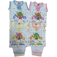 Love Baby Organic Clothing Ink Combo Set - BC01