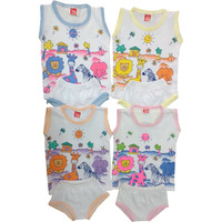 Love Baby Organic Clothing Ink Combo Set - BC03