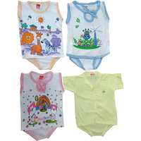Love Baby Organic Clothing Ink Combo Set - BC07