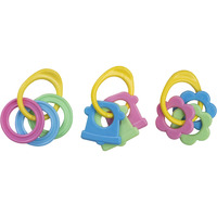 Love Baby Baby Teething Gughra Pack of 3 - BT11