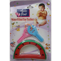 Love Baby Auto Flow Water Filled Toy Teether - Watermelon - BT20