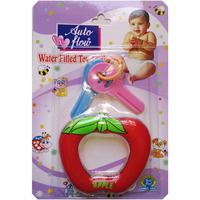 Love Baby Auto Flow Water Filled Toy Teether - Apple A BT22