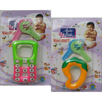 Love Baby Auto Flow Water Filled Toy Teether - BT28 Combo