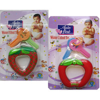 Love Baby Auto Flow Water Filled Toy Teether - BT29 Combo