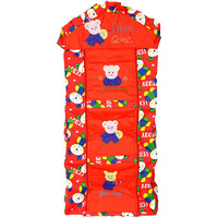 Love Baby Compact Kids Laundry Bag 3 Step - DKBC09 Red P1