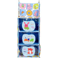 Love Baby Cute Small to Big Kids Cupboard 3 Step - DKBC19 Blue