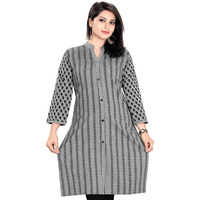 Women Indian Tunic T ...