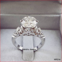 2.00 CT Off White 92 ...