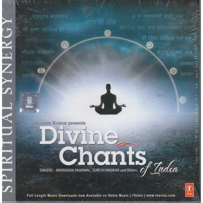 Divine Chants Of Ind ...