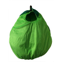 Pink Apricot Pear Green fruit kid Halloween costume flap for School Events stage
