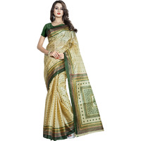 Triveni Beigecolour Art Silk Everyday WearSarees