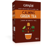 Girnar Calming Green Tea (10 Sachets)