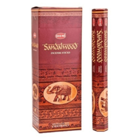 Hem Sandalwood (120 Incense Sticks)