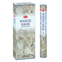Hem White Sage (120 Incense Sticks)