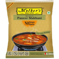 Mother's Recipe RTC Paneer Makhani Mix